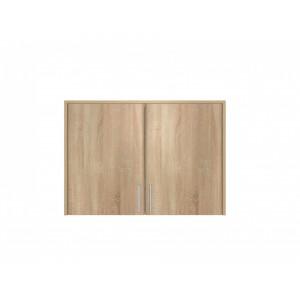 Επιτοίχιο Ντουλάπι Κουζίνας σε χρώμα natural oak π100*β35*υ72 Ecoline 701