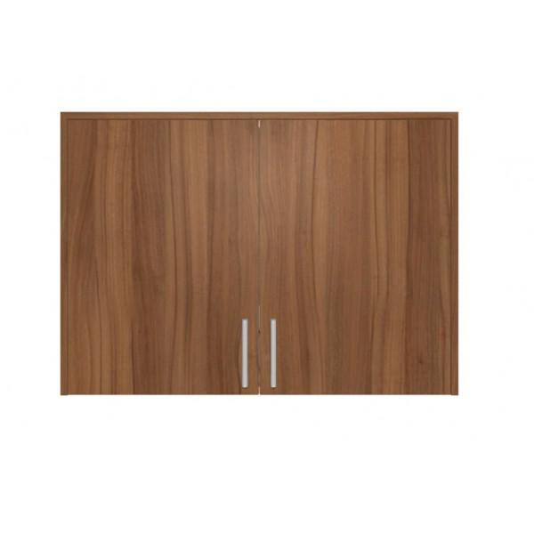 Επιτοίχιο Ντουλάπι Κουζίνας σε χρώμα natural walnut καρυδιά π100*β35*υ72 Ecoline 701 Ντουλάπια κουζίνας με πάγκο και νεροχύτη Έπιπλα - epiploplanet.gr