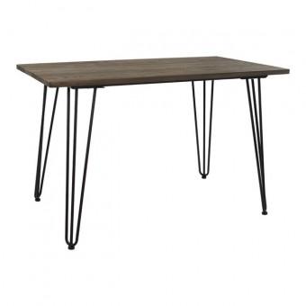 Τραπέζια από Ξύλο και Μέταλλο (Industrial Design)