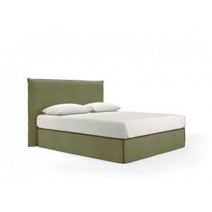 Υφασμάτινο κρεβάτι Kalliroi 160*200