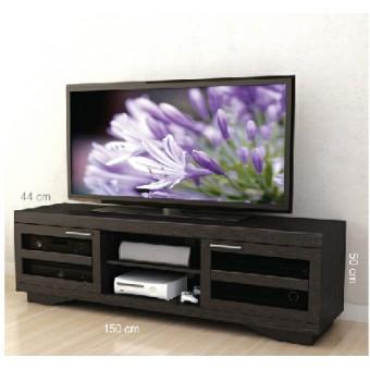 Έπιπλα τηλεόρασης απο μαφίφ ξύλο(επένδυση)